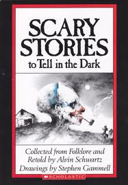 Book Reviews: Scary Stories To Tell In The Dark