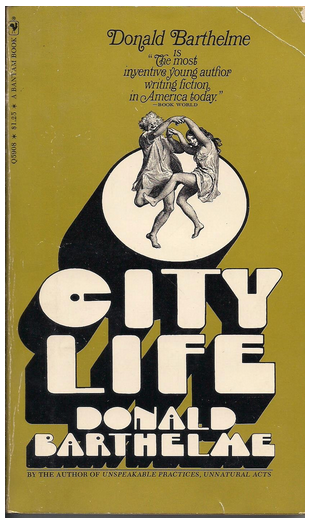 Book Review: City Life by Donald Barthelme