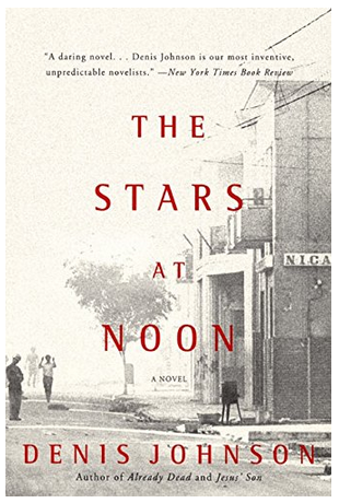 The Stars At Noon Book Cover