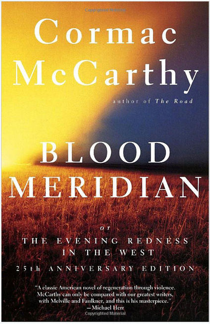 Book Reviews: Blood Meridian