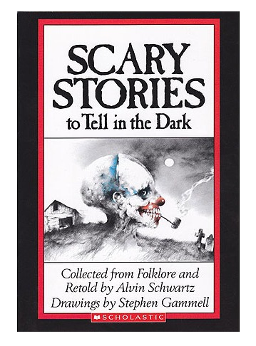 Scary Stories To Read In The Dark