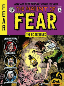 Book Review: The EC Archives: The Haunt of Fear Volume 4