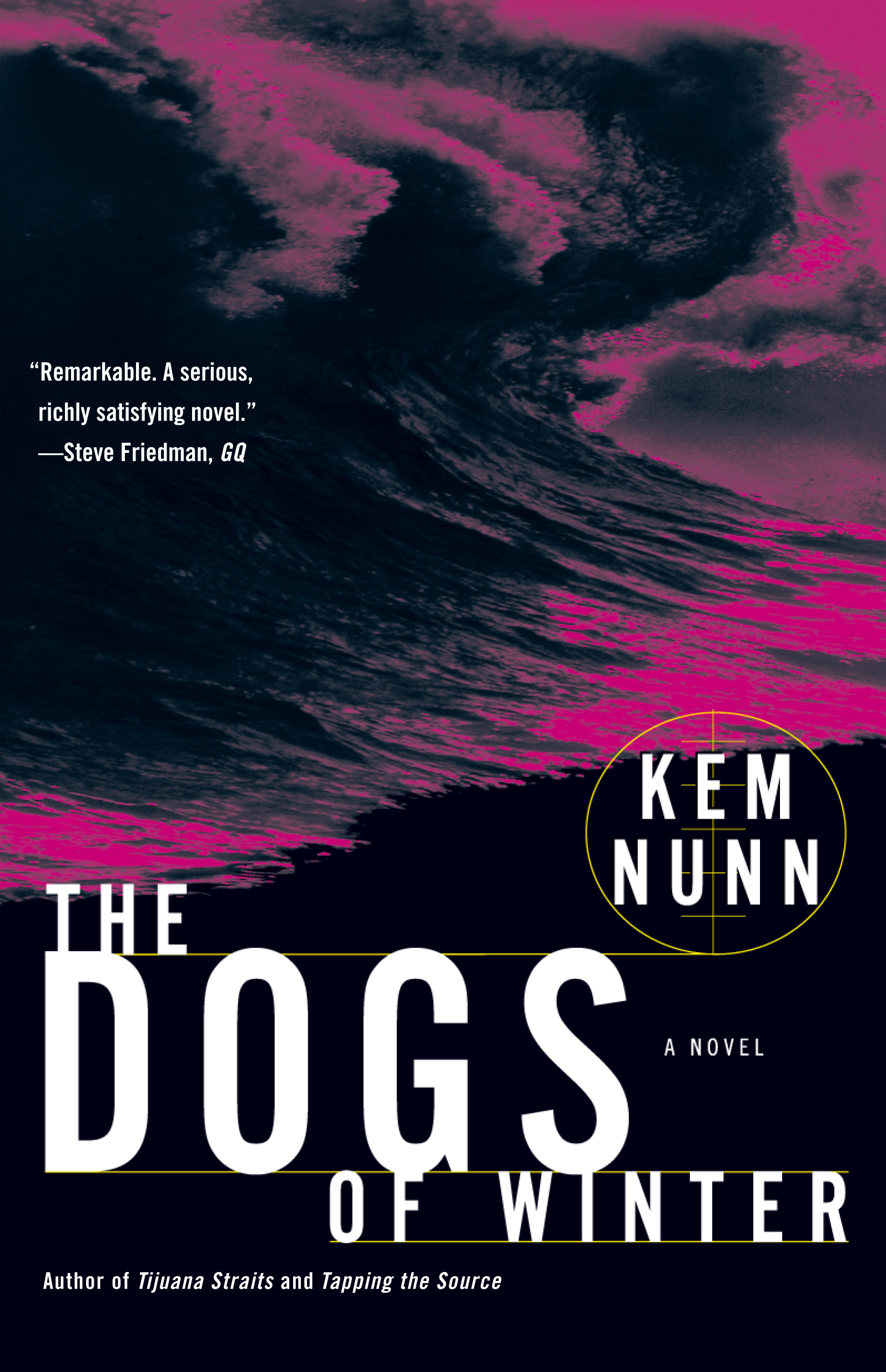 Book Review: The Dogs Of Winter by Kem Nunn